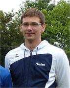 Trainer Florian Tomaschewski.