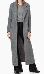 ourlet manteau trop long