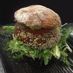 Rick's Veggie Burger