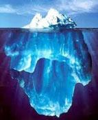 Das Unterbewusstsein befindet sich unter der Wasserlinie und steuert 90% unser Verhalten!