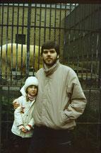 Im Tierpark 1986
