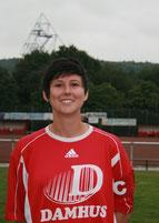 Stefanie Bartoszek erzielte im Hinspiel die 1:0 Führung
