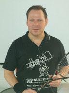 Frank Inselmann bei den 2. Deutschen Seniorenrangliste in Berlin