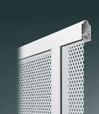 perforiertes Aluminiumblech 2mm Luftdurchlässigkeit 40%