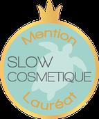 Marque lauréate de la mention Slow Cosmétique, cosmétiques biologiques green et végan, boutique en ligne, massage relaxant, bien-être, Bayonne, Anglet, Biarritz, Hendaye, St Jean de Luz, Excellence Wellness & Spa.