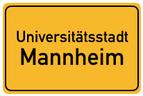 Mannheim Stadtschild