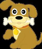 Grafik für Hund