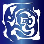 遊戯na水母ロゴ(感字:水母)