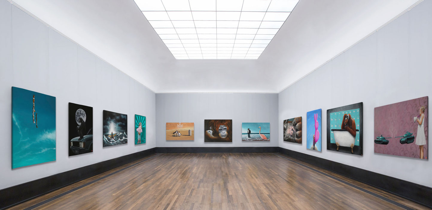Ristau Galerie Bilder Kunst Museum Ausstellung