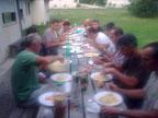 "Pasta-party ""costaud""...!"