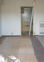 川崎市S様邸マンショントータルリフォーム リビング施工事例
