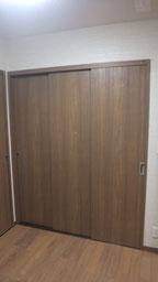 川崎市S様邸マンショントータルリフォーム 寝室リフォーム事例