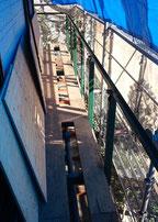 バルコニーのリフォーム施工事例
