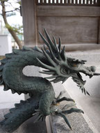 横田神社水飲み場
