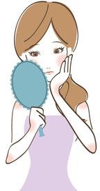 春日井市 内科,春日井市 アトピー性皮膚炎,春日井市 肌荒れ,ステロイドなし アトピー治療