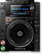DJ Equipment mieten Frankfurt, CD Player mieten Frankfurt