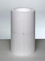 Solgelif est fourni avec 2 demi-coquilles isolantes