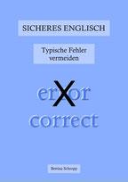 Englisch: Tyische Fehler vermeiden