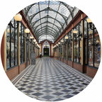 Visite guidée Passages couverts Paris