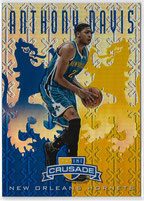 ANTHONY DAVIS / Blue Crusade RC - No. 2