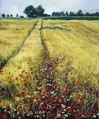 Malerei, Bilder, Collagen, Ölbilder, Gemälde, Wandreliefs, Landschaft, Abstrakt, Gegenständlich