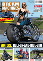 DreamMachines 6/16 6-page report on the Sportster