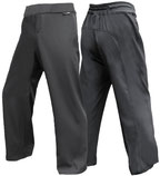 MARTIAL ARTS KUNG FU TAI CHI COMBAT TROUSERS BLACK