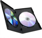 DMT-Sonorisation-Studio-Duplication CD et DVD-Boitier DVD double