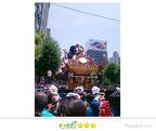 strawさん:花園神社大祭