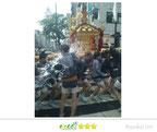 いわくら雷人さん:富岡八幡宮例大祭