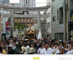 ろくさん:牛嶋神社大祭