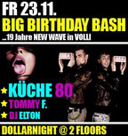 23.11.2012 BIG BIRTHDAY BASH