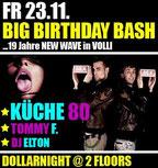 23.11.2012 BIG BIRTHDAY BASH