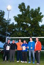 28.06.2013 Neue Flutlichtanlage steht zum Sportfest Ollendorf