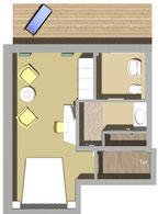 doppelzimmer 7 im haupthaus eilun