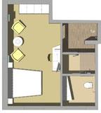 doppelzimmer 8 im haupthaus eilun
