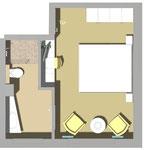 doppelzimmer 5 im haupthaus eilun