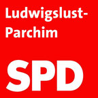 Logo vom SPD-Kreisverband Ludwigslust-Parchim