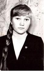 Курбакова Ирина, 1987г.