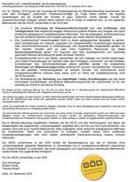 Resolution ARGE Lehrer/innen