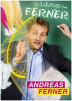 """Andreas Ferner mit """"Bildungsferner"""""""