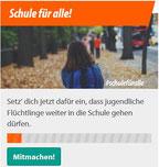Schule für alle - #aufstehn