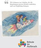 """Broschüre """"Schule im Aufbruch"""""""