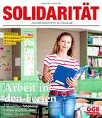 SOLIDARITÄT – ÖGN-Zeitschrift für die Arbeitswelt (968-Oktober 2016)