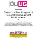 Dienstrechtsskriptum der ÖLI-UG 01.03.2017