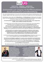 kuli-UG - PV-Akademie:                                                                   Coaching-Angebot für APS-LehrerInnen in Oberösterreich