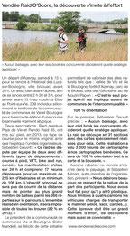 Ouest France du 11 juin 2015