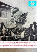 bsonders BAYERISCH Artikel - Größte Münchnerin enthüllt