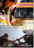 Ambulanz - Katalog 2008