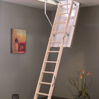 escalier de grenier